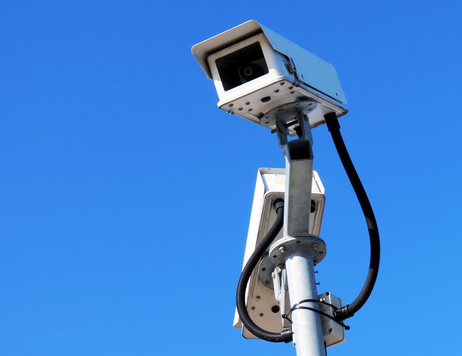 До 40 столичных перекрестков оборудуют камерами с фиксацией заезда на стоп-линию