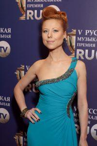 Певица и автор музыки к фильмам и сериалам Юта, она же Анна Осипова