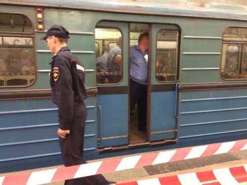 Фиолетовая ветка метро вошла в строй после гибели пассажира