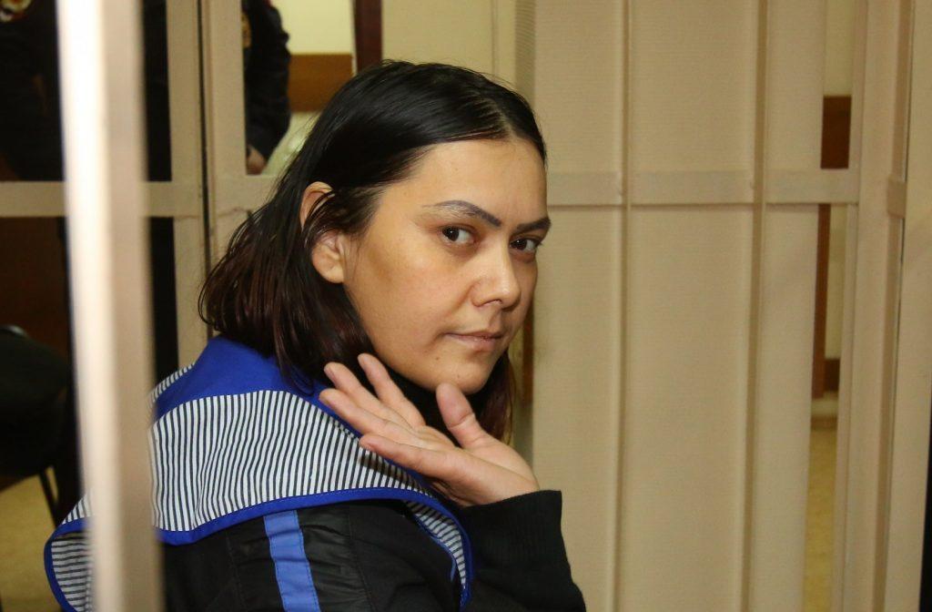 Пресненский суд Москвы продлил арест няне-убийце