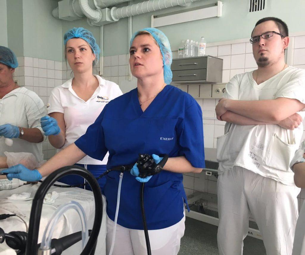 В городской клинической больнице № 17 провели уникальную операцию