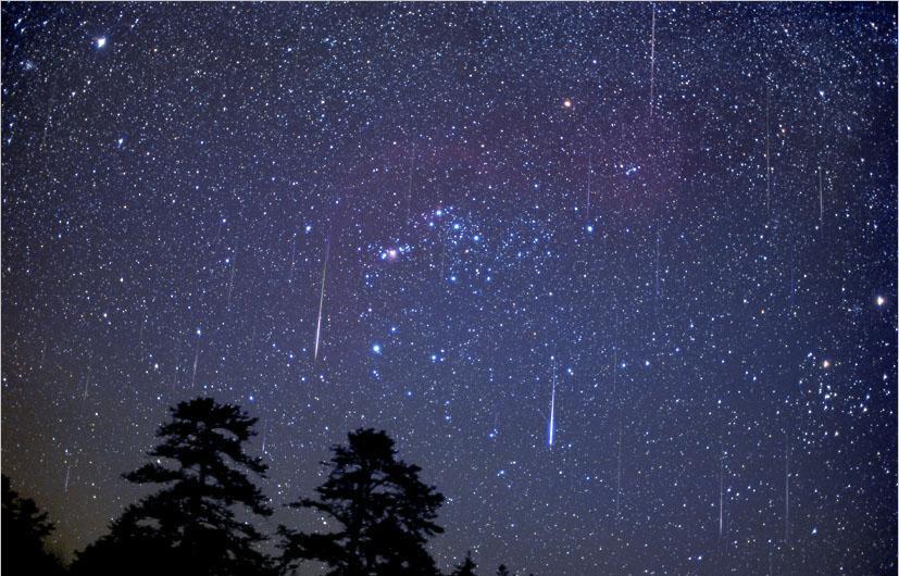 Самый зрелищный звездопад этого лета пройдет 29 июля