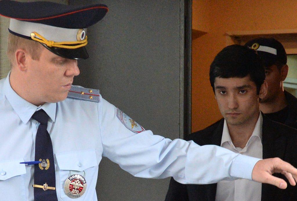 В Москве завершено расследование дела «гонщиков на Мерседесе»
