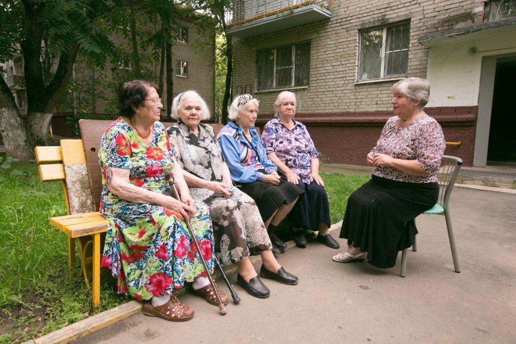 Людмила Попова точно знает, чего хотят жители Ватутинок