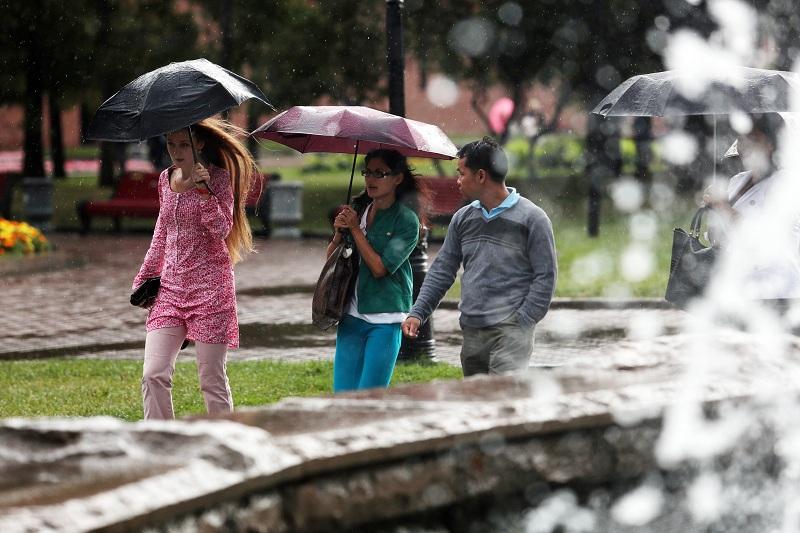 Погода на среду: облачность и небольшой дождь