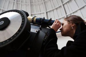 В Новой Москве можно будет увидеть звездопад. Фото архивное
