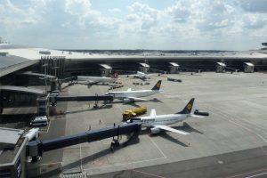 2 июля 1941 года открылась первая очередь аэропорта «Внуково». Фото: Википедия.