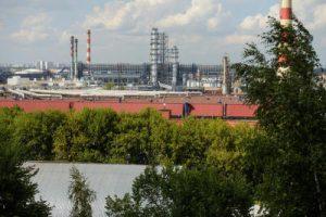 Загрязнение столичного воздуха не обнаружено. Фото: Александр Таран