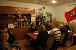 Заседание Совета депутатов. Фото: администрация поселения Михайлово-Ярцевское