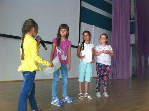 Воспитанники «Московской смены» приняли участие в викторине. Фото: сайт школы №1392.