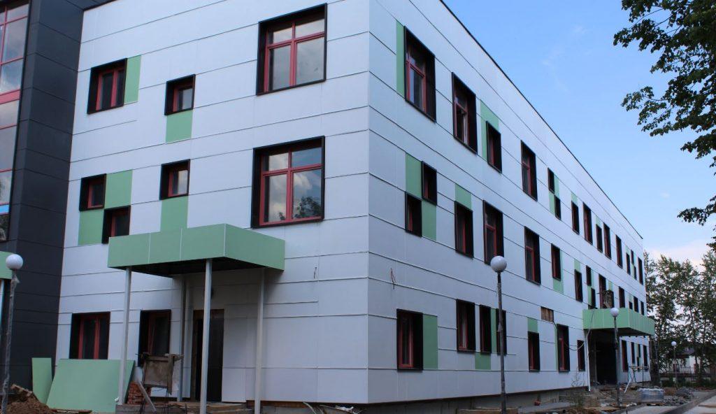 Детский сад на 225 мест в селе Былово подключат к электросетям. Фото: пресс-служба филиала МОЭСК – «Новая Москва».