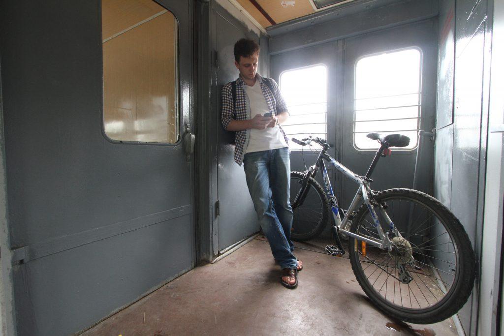 Абонемент на провоз велосипеда в электричке можно купить с 1 августа