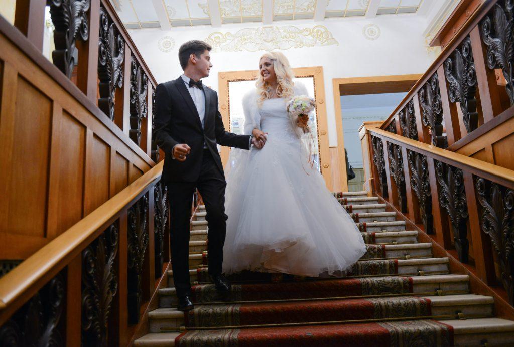 Две свадьбы в один день фото