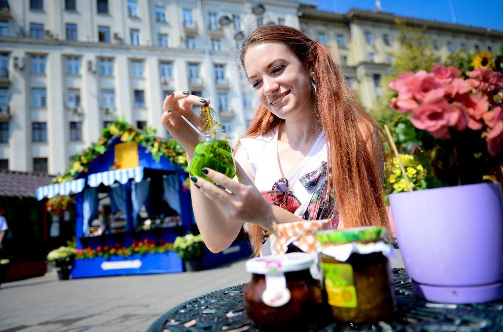 Фестиваль «Московское варенье» собрал уже четыре миллиона человек