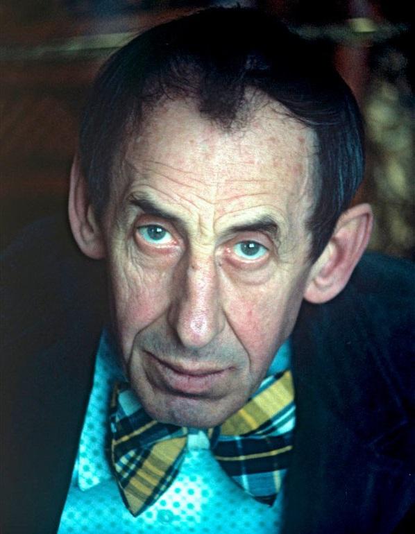 Дата дня: 93 года назад родился актер Владимир Басов
