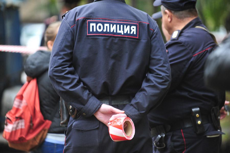 Полиция Москвы начала проверку после обнаружения тела на пожарище