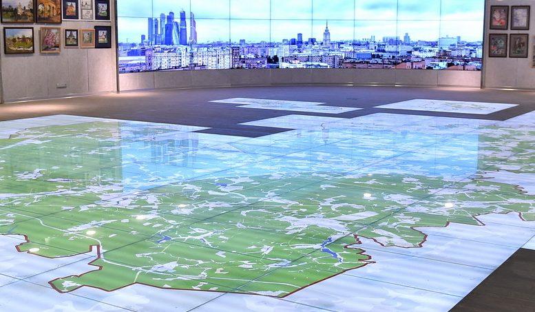 На Интерактивной карте Москвы появятся новые тематические слои