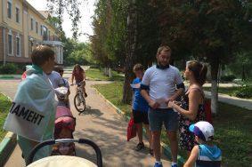 Молодые парламентарии провели экологический рейд в Рязановском