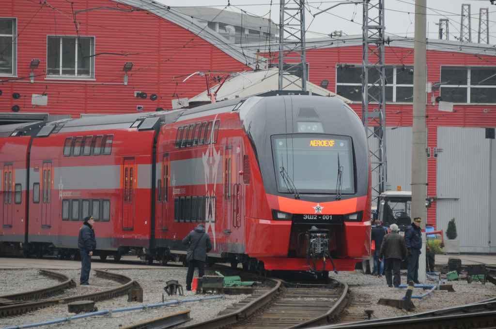 Аэроэкспресс «Шереметьево – Москва» насмерть сбил мужчину