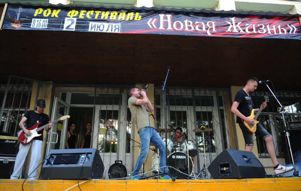 В «Десне» прогремел рок-фестиваль