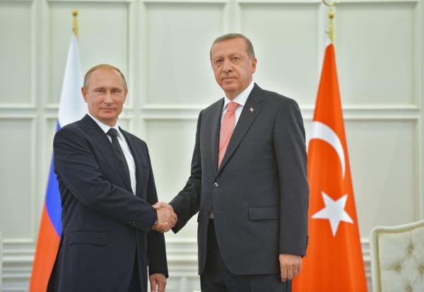Дмитрий Песков: встреча Путина и Эрдогана запланирована на август