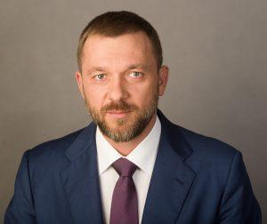 Дмитрий Саблин, первый зампредседателя Всероссийской общественной организации ветеранов «Боевое братство»