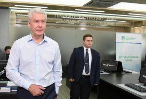 Мэр Москвы Сергей Собянин: Система ЕМИАС помогает бороться с очередями в поликлиниках