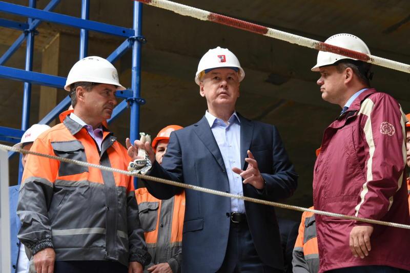 Строительство Калининско-Солнцевской ветки метро решит комплекс транспортных проблем на западе Москвы