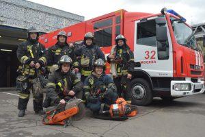 В Щаповском появится пожарное депо. Фото: архив «Вечерней Москвы», Александр Казаков.