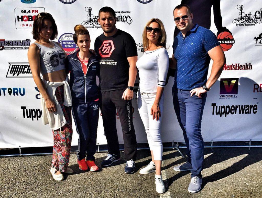Молодежь новых округов приняла участие в турнире «Moscow три на три»