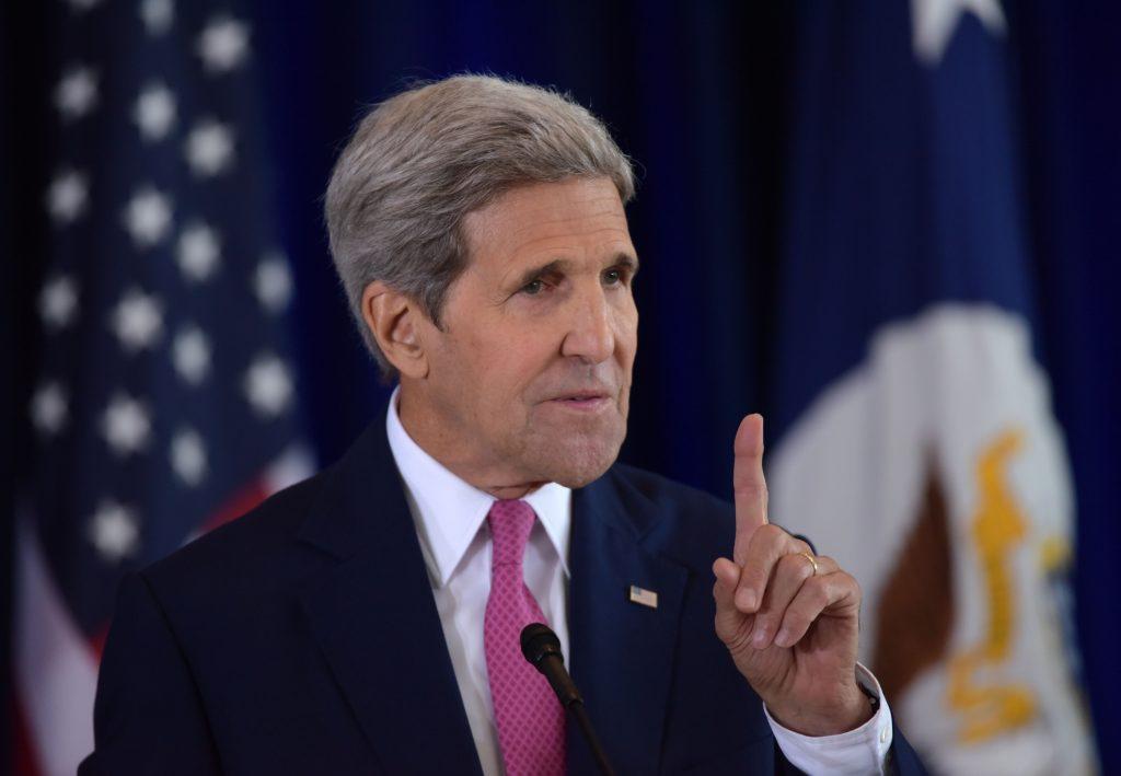 Госсекретарь США прилетит в Москву «поговорить о Сирии»