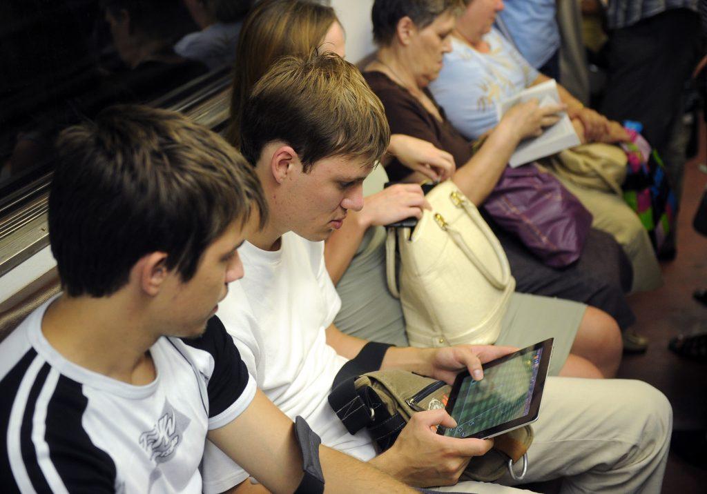Стоимость «безрекламного» интернета в столичном метро вырастет на рубль в день