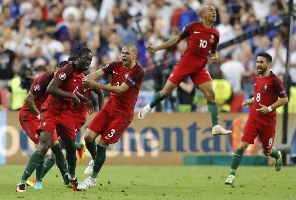 Португалия впервые в истории выиграла Чемпионат Европы по футболу