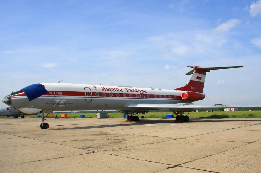 Дата дня: 53 года назад состоялся первый полет самолета ТУ-134