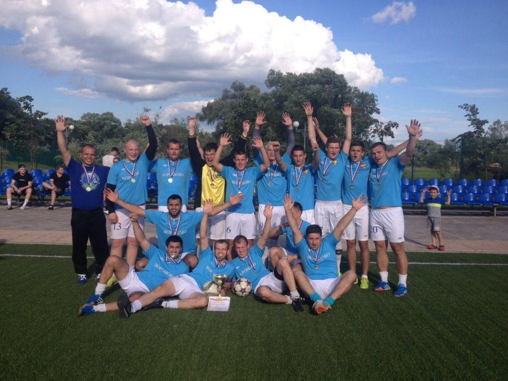 Завершились окружные отборочные соревнования по футболу «Спорт для всех»