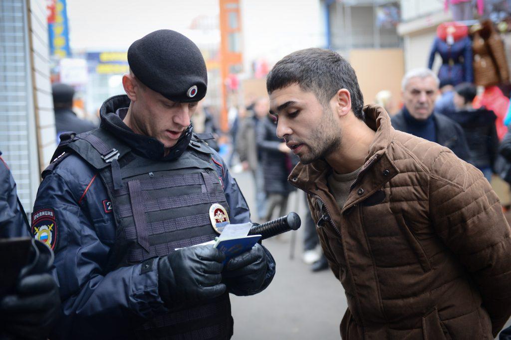 В Новофедоровском провели мероприятия по профилактике террористической угрозы