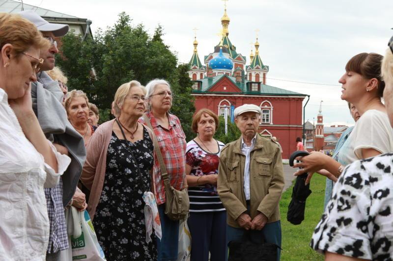 Во время поездки до Коломны туристам расскажут об истории города