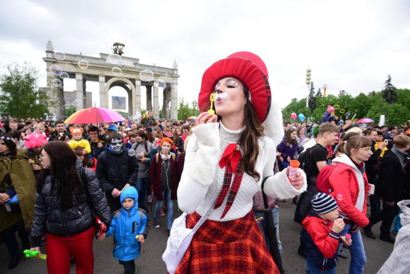 «Сказочные» выходные приходят в Новую Москву