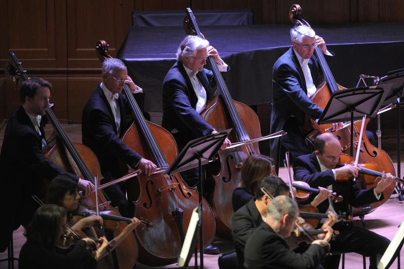 Солисты Большого симфонического оркестра имени Петра Чайковского дадут благотворительный концерт