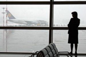 В Шереметьево пассажир устроил драку при посадке на самолет. Фото: архив\ITAR-TASS