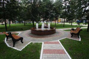 Парк Лефортово. Фото архивное.