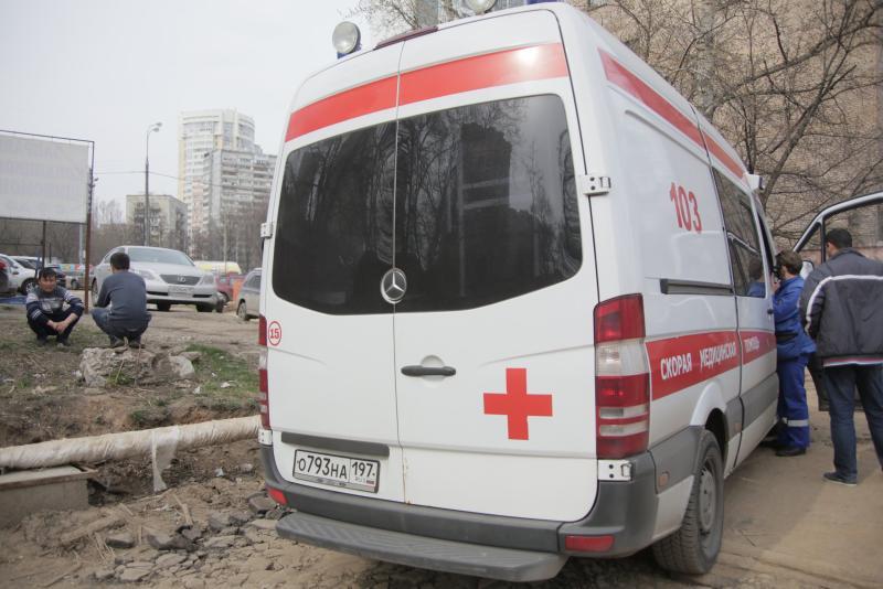 Горе-любовник выпал с четвертого этажа в Москве
