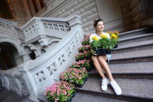 Мастер-класс «Чай с цветами» пройдет в «Аптекарском огороде»