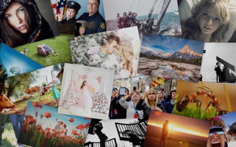 В столице началась неделя российской фотографии