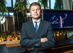 Дмитрий Губерниев. Фото: Вечерняя Москва