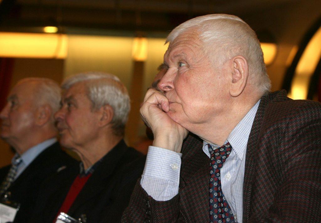 В Москве скончался чемпион Олимпиады-1956 Анатолий Исаев