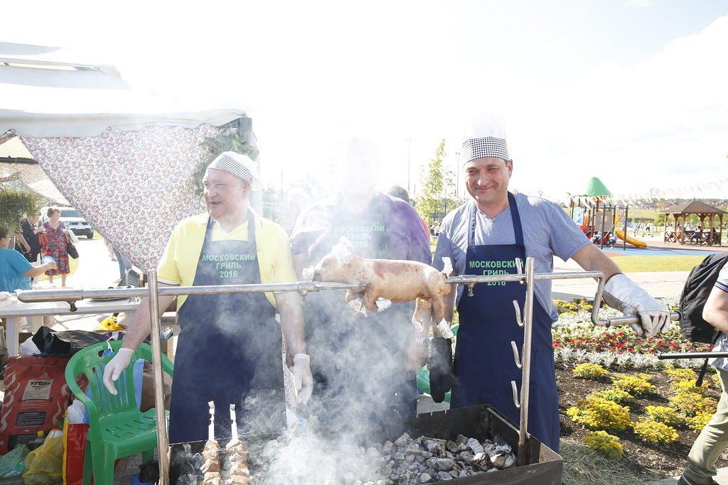«Московский гриль»: Новая Москва продолжила традицию столичных гастрономических фестивалей