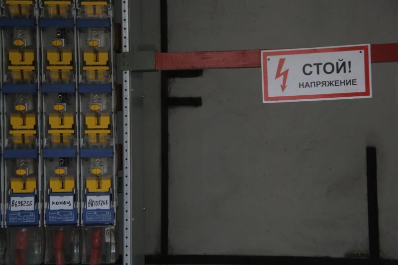 К административно-деловому центру в Коммунарке проводят электричество