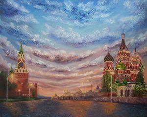 Картина Юлии Зелинской