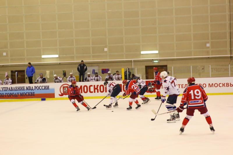 Одобрено строительство крытой хоккейной площадки в Щаповском